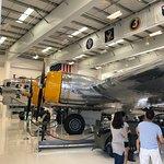 Lyon Air Museum Foto