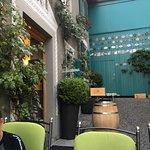 Restaurant Falknis Foto