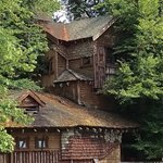 The Treehouse Restaurant at Alnwick Gardens, Northumberland