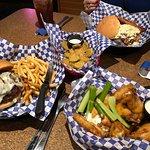 Bild från Blue Moose Burgers & Wings