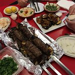 Lebanese bistro Mediterranean Grill의 사진