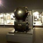 Bild från Armed Forces Museum