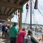 Foto de Fisherman's Wharf Inn Restaurant