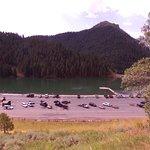 Tibble Fork Reservoir照片