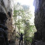 saída da caverna