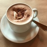 Hot Chocolate from L. A. Burdick's
