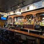The bar!