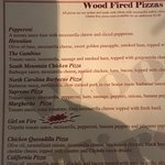 ‪Pleasant City Wood Fired Grille‬ لوحة