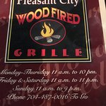 صورة فوتوغرافية لـ Pleasant City Wood Fired Grille
