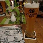 ベルヒテスガルテンで作られているビールです