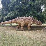 another dinosaur: big af