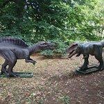 Dinosaurs mate