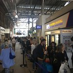 Edinburgh Waverley Station Photo