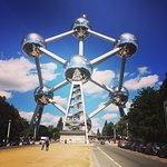 Private Brussels City Tour - Atomium