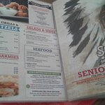 Seniors menu... all Spur franchises should have them!