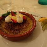 Crème basilic