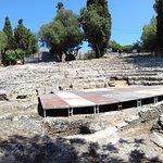 Vestiges du théâtre romain