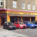 Café Morgenland von außen
