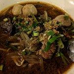 beef noodle...