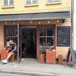 Cafe vesterlaufet