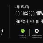 Od dnia 11 sierpnia zapraszamy do nowej lokalizacji przy ulicy Piłsudskiego 7, parking przed lok