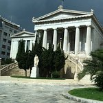 National Library of Greece.