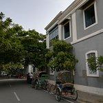 Ashram building