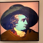 Goethe Museum - Goethe by Andy Warhol