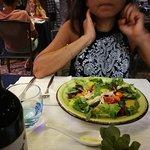 insalata e vedure bollite
