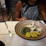 pesce bollito con fagiolini...hanno sbagliato ed hanno portato le patate bollite