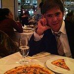 Pizza davvero buona.