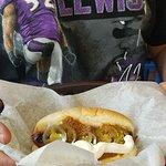 Fotografia lokality Dog Daze Gourmet Hot Dogs