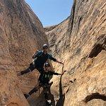 Little Sinbad Canyon