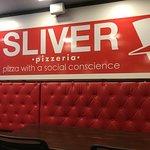 Foto de Sliver Pizzeria