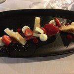 dessert fraise de france