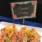Smoked Salmon and Capers
