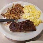 Flatiron Steak & Eggs $1199