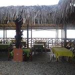 Vista de la Cabaña Comedor de Rafaelito