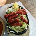 Tandoori Chicken - What was left!!!