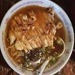 Tokyo Ramen w/ Grilled Chicken
