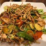 Spicy Szechwan Stir Fry - Chicken