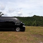 Our VIP vans take you all the way to most scenic areas