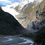 Foto Franz Josef Glacier