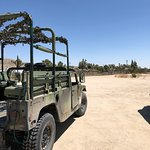 Joshua Tree Adventure Hummer Tour