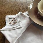 Nice napkin!