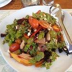 Corfu fragrant salad