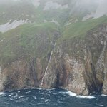 View from Sliabh Liag cliffs