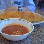 Calzone with Tomato Sauce - Yummy