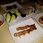 Grill & sushi
