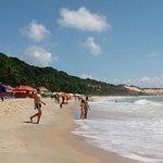 Madeiro Beach resmi